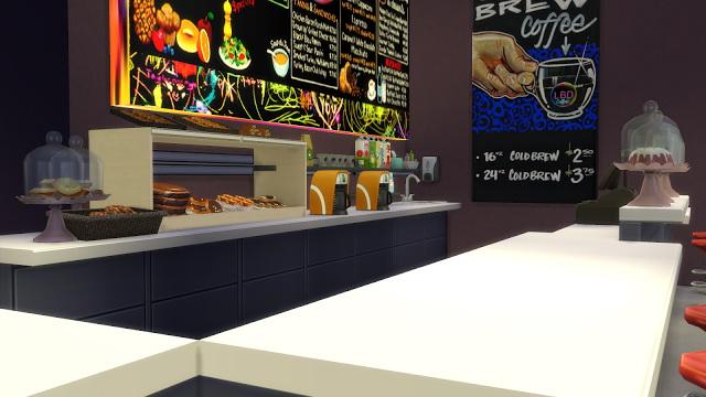 LBD caffe at La Boutique de Jean image 2471 Sims 4 Updates