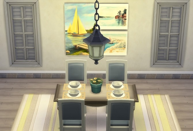 A table set with plates and cutlery at Jool's Simming image 2621 670x456 Sims 4 Updates