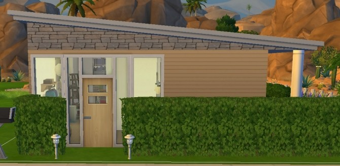 Modern Starter House By Bunny M At Mod The Sims Image 2635 670x328 4 Updates