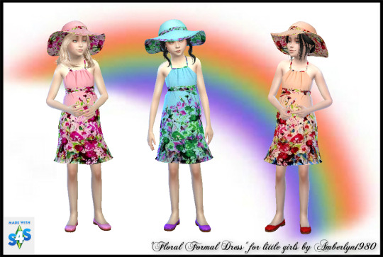 Romantic Floral Collection at Amberlyn Designs image 281 Sims 4 Updates