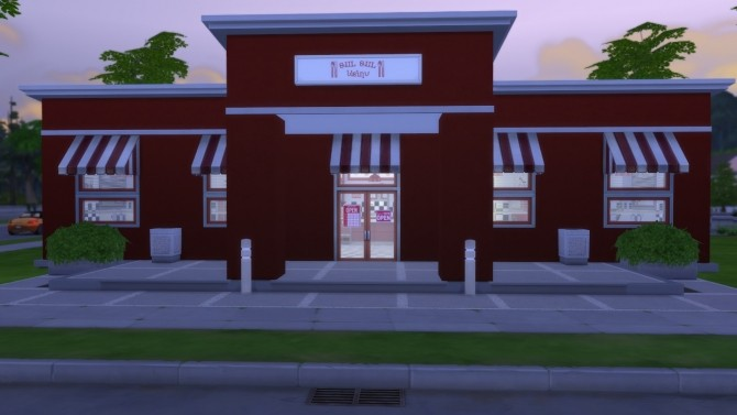 Sul Sul Bistro by Mykuska at TSR image 2822 670x377 Sims 4 Updates