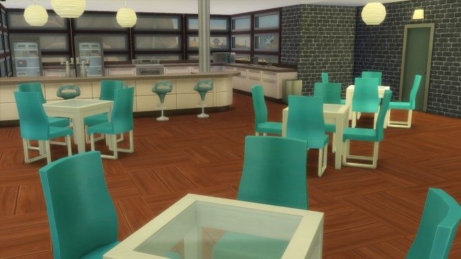 Sims 4 Fitness Time by RayanStar at Mod The Sims