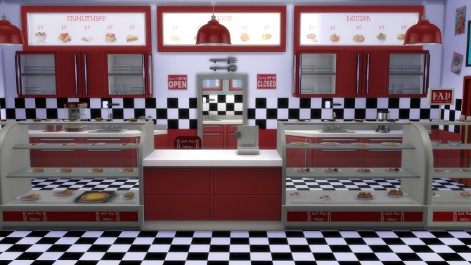 Sims 4 Sul Sul Bistro by Mykuska at TSR
