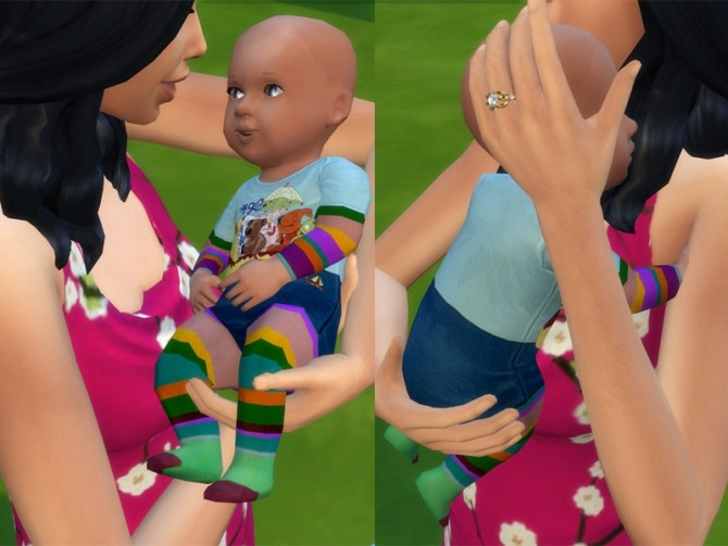 the sims 4 how to get baby girl cheat