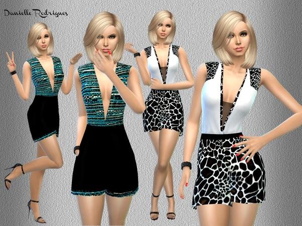 Sims 4 Set Danis elegant by danielle rodrigues at TSR