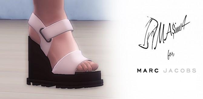 Platform Sandals by MrAntonieddu at MA$ims3 image 3210 670x327 Sims 4 Updates