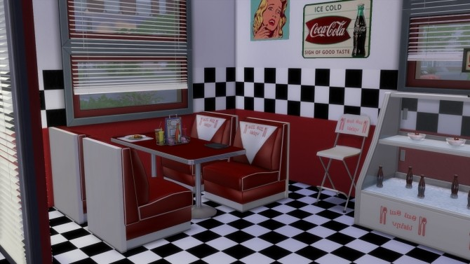 Sul Sul Bistro by Mykuska at TSR image 3222 670x377 Sims 4 Updates