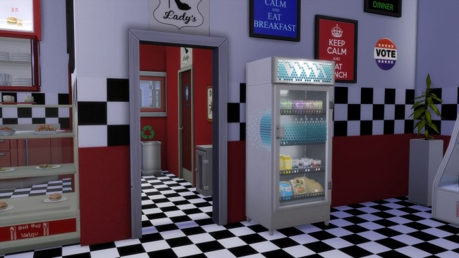Sul Sul Bistro by Mykuska at TSR image 3320 670x377 Sims 4 Updates