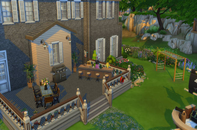 Family Villa by SimsAtelier at Blacky's Sims Zoo image 3419 Sims 4 Updates