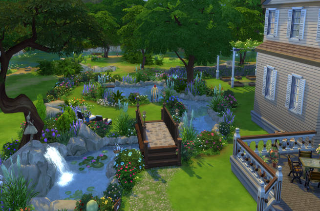Family Villa by SimsAtelier at Blacky's Sims Zoo image 3517 Sims 4 Updates
