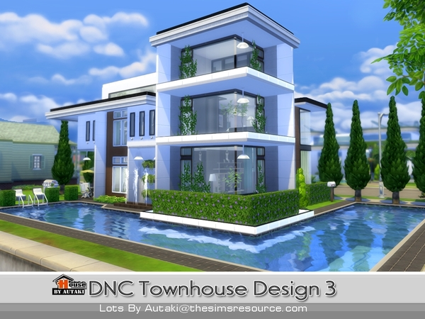 Perfect Excellent Home Design The Sims 4 Pictures   Simple Design Home .
