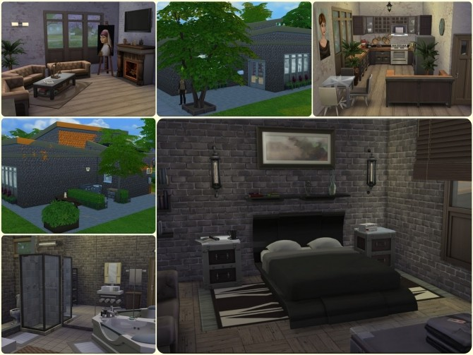 Home For Him by Moni at ARDA image 3919 670x503 Sims 4 Updates