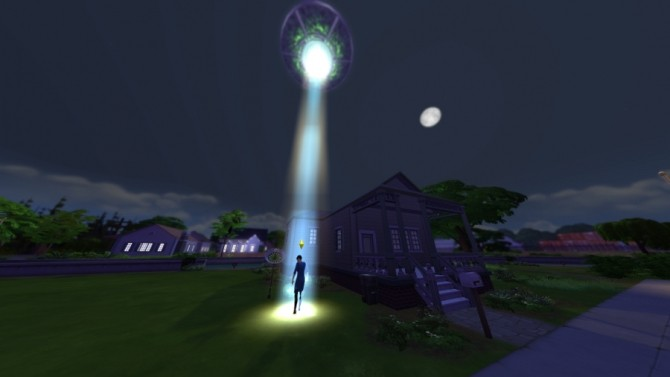 Alien Abductions & Female Pregnancies by Tanja1986 at Mod The Sims image 404 670x377 Sims 4 Updates