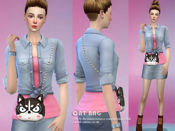 Bag N01 by S Club LL at TSR image 419 Sims 4 Updates