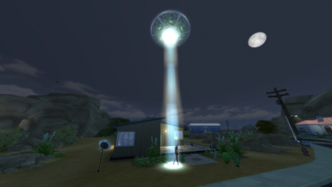 Alien Abductions & Female Pregnancies by Tanja1986 at Mod The Sims image 425 670x377 Sims 4 Updates