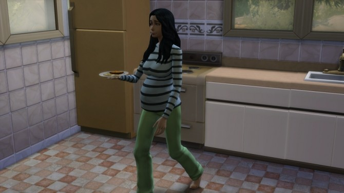 Alien Abductions & Female Pregnancies by Tanja1986 at Mod The Sims image 435 670x377 Sims 4 Updates