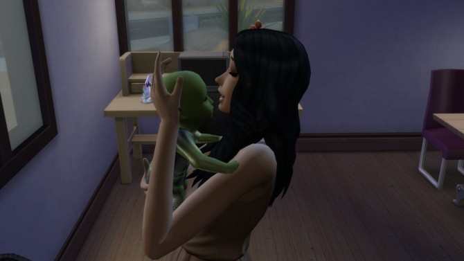 Alien Abductions & Female Pregnancies by Tanja1986 at Mod The Sims image 445 670x377 Sims 4 Updates