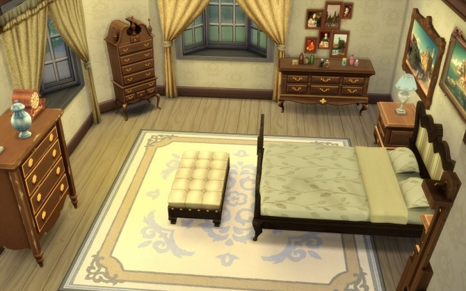 Mildly Victorian house by silverwolf 6677 at Mod The Sims image 4612 670x419 Sims 4 Updates