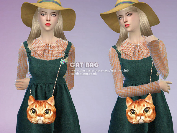 Bag N01 by S Club LL at TSR image 519 Sims 4 Updates