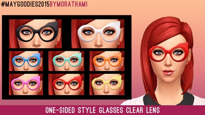 Frenzy Glasses at MoraThami image 5420 670x377 Sims 4 Updates