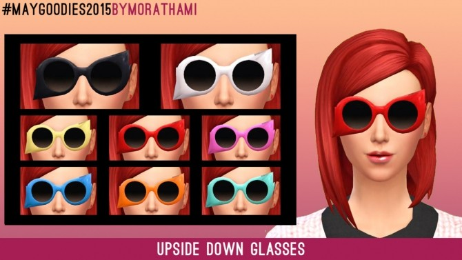Frenzy Glasses at MoraThami image 5520 670x377 Sims 4 Updates