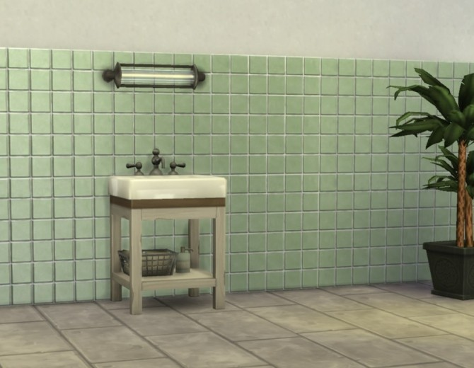 Modular Small Tiles Panels by plasticbox at Mod The Sims image 561 670x520 Sims 4 Updates