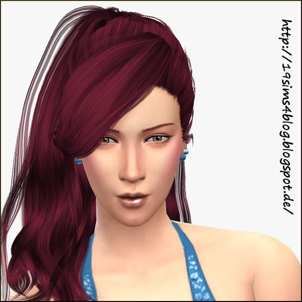 Sims 4 CAS Pose 2 at 19 Sims 4 Blog