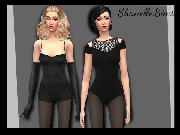 BodySuits by Shanelle Sims at TSR image 5619 Sims 4 Updates