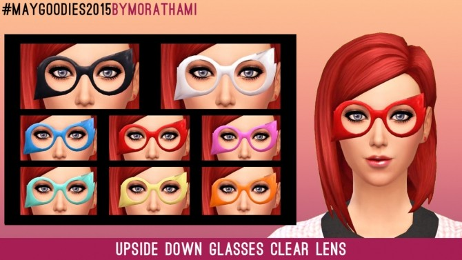 Frenzy Glasses at MoraThami image 5620 670x377 Sims 4 Updates