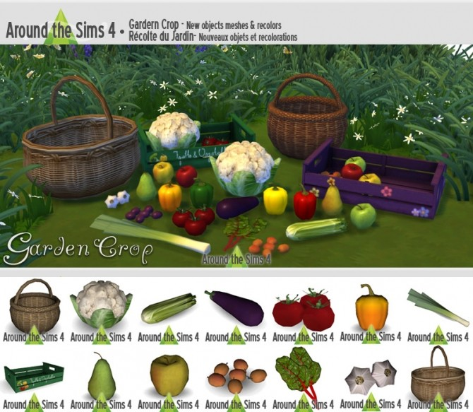 Image Result For How To Make A Garden Salad Sims