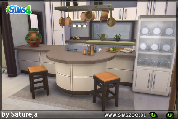 Tierra Kitchen by Satureja at Blacky's Sims Zoo image 587 Sims 4 Updates