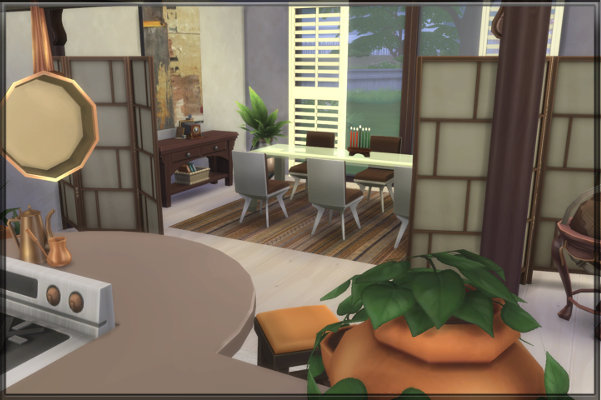 Tierra Kitchen by Satureja at Blacky's Sims Zoo image 597 Sims 4 Updates