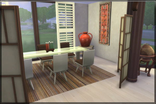 Tierra Kitchen by Satureja at Blacky's Sims Zoo image 607 Sims 4 Updates