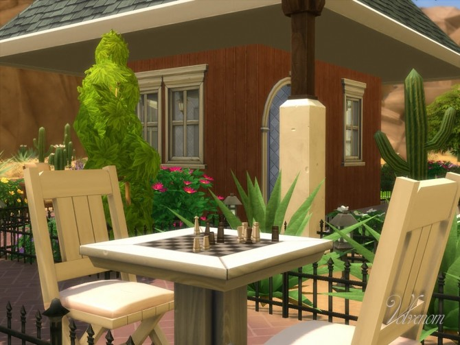 Bonsai Garden no CC house by Volvenom at Mod The Sims image 642 670x503 Sims 4 Updates