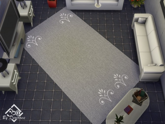 Modern Chic Rugs at Devirose Sims image 6611 670x503 Sims 4 Updates