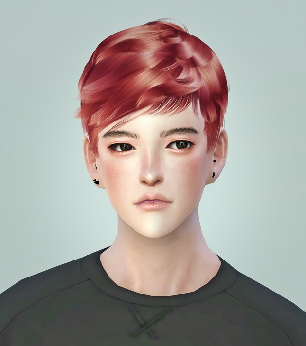 Ela Asked Hair 21m Edit At Sac 187 Sims 4 Updates