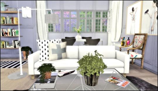 Sims 4 Swedish jugend villa at Hvikis