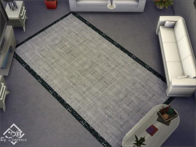 Modern Chic Rugs at Devirose Sims image 697 670x503 Sims 4 Updates