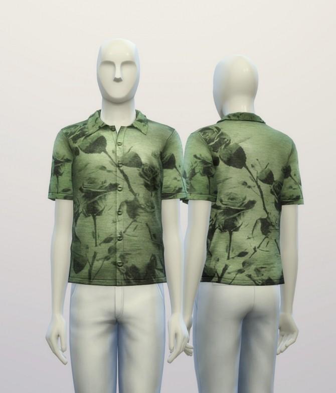 Floral Polo Shirt at Rusty Nail image 7018 670x782 Sims 4 Updates
