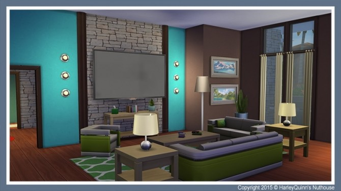 The Modern Ranch at Harley Quinn's Nuthouse image 7019 670x375 Sims 4 Updates
