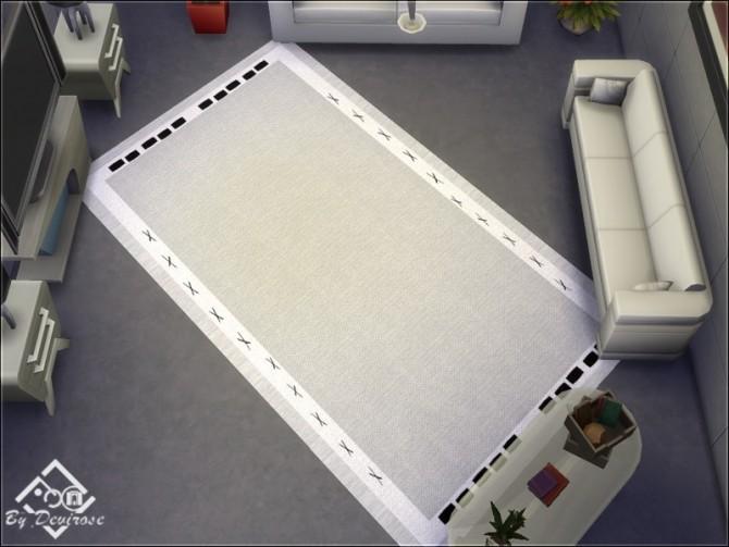 Modern Chic Rugs at Devirose Sims image 708 670x503 Sims 4 Updates