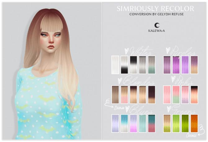 Simriously Recolor at Kalewa a image 71 1 670x460 Sims 4 Updates
