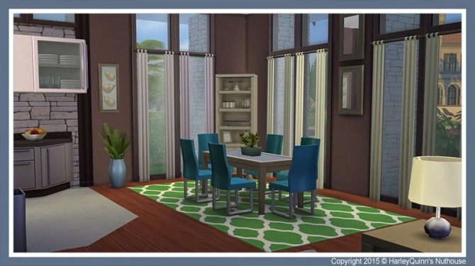 The Modern Ranch at Harley Quinn's Nuthouse image 7124 670x375 Sims 4 Updates