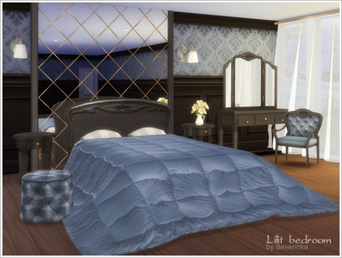 Lilit bedroom at Sims by Severinka image 730 670x505 Sims 4 Updates