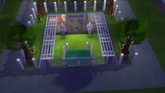 Whats in There? modern house by Vishnu132 at Mod The Sims image 738 670x377 Sims 4 Updates