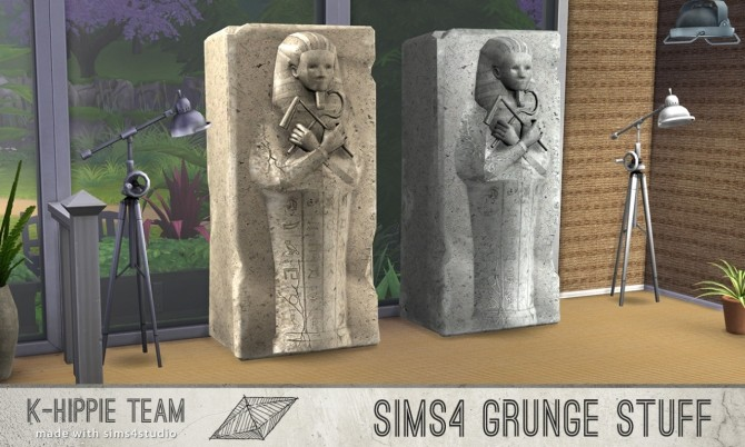 2 Sarcophagi 10 Recolours Egypt Stuff at K hippie image 7525 670x402 Sims 4 Updates