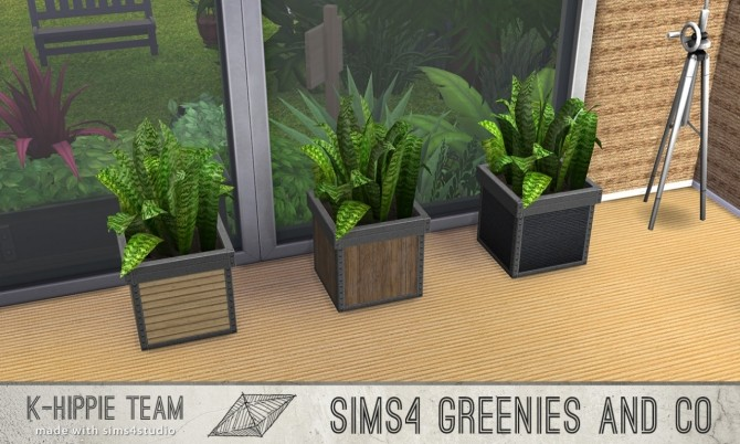 2 Plants 10 Recolours Greenies volume 1 & 2 at K hippie image 7721 670x402 Sims 4 Updates