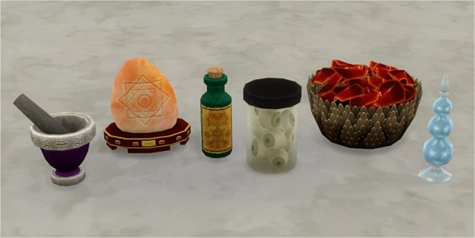 Witch Reagents at Veranka image 7818 670x336 Sims 4 Updates