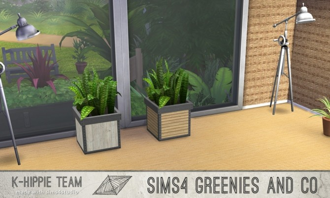 2 Plants 10 Recolours Greenies volume 1 & 2 at K hippie image 7925 670x402 Sims 4 Updates
