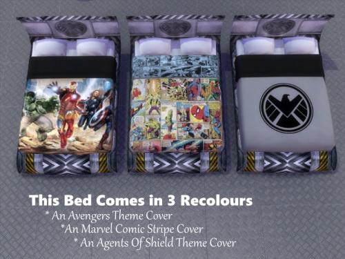 Marvel Bedroom Accessories